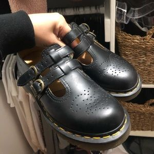 Dr. Martens Shoes - Doc Martens Mary Janes